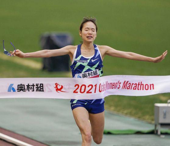 Battuto il record della corsa nella maratona femminile di Osaka