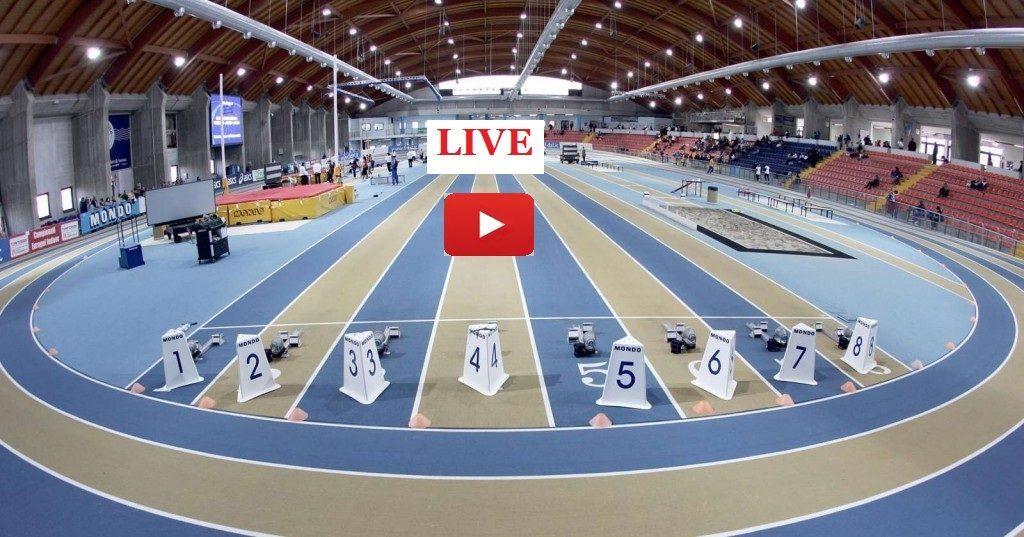Indoor 2021: Sabato e Domenica le prime gare, dal Palaindoor di Ancona le dirette STREAMING
