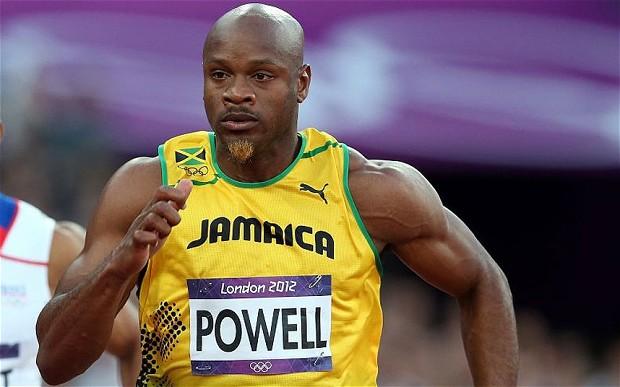 Asafa Powell sogna ancora la medaglia olimpica e la centesima corsa sub-10