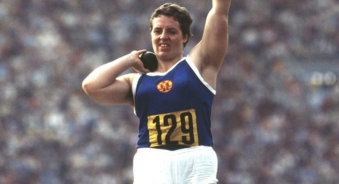 Getto del peso: morta la campionessa olimpica Margitta Gummel, fu la prima donna a superare i 19 metri