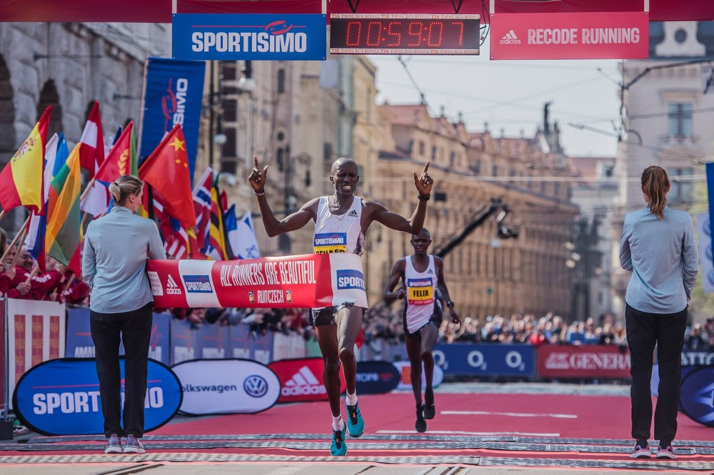 Rinviata a settembre la Sportisimo Prague Half Marathon
