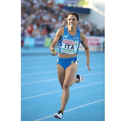 Giancarla Trevisan subito forte nei 500 metri negli Usa, sfiorato il record italiano