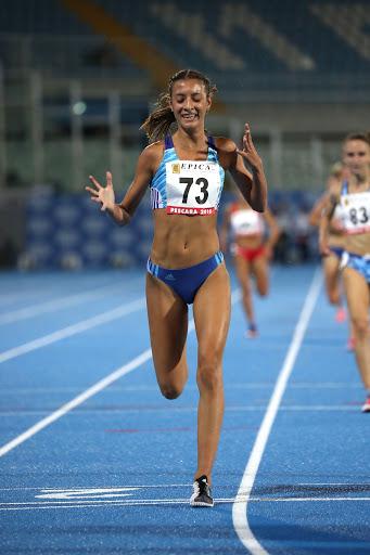 Nadia Battocletti record personale indoor nei 1500 di Padova