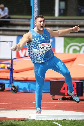 Carmelo Musci esordisce all'aperto domenica 17 gennaio a Molfetta nella prima fase regionale dei Campionati italiani invernali di lanci