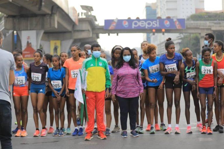 Etiopia batte Kenya 6 a 0 nella Great Ethiopian Run di Haile Gebreselassie