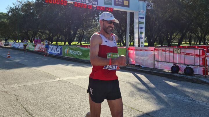 Marcia Master: record del mondo sui 50 km over 50 del fenomeno García Bragado