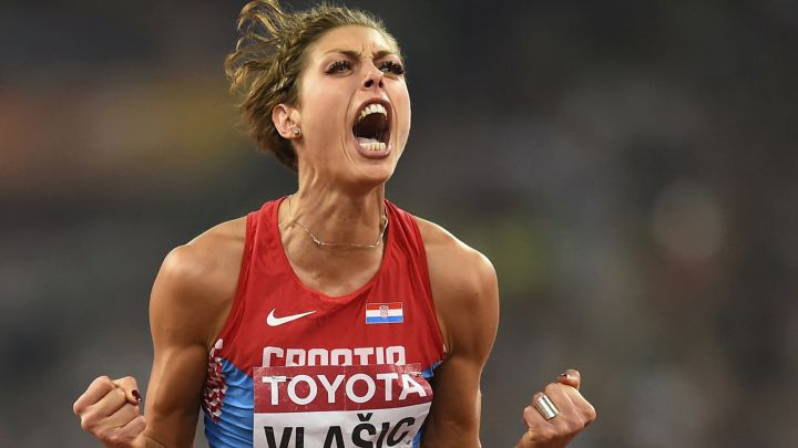 Blanka Vlasic annuncia il ritiro