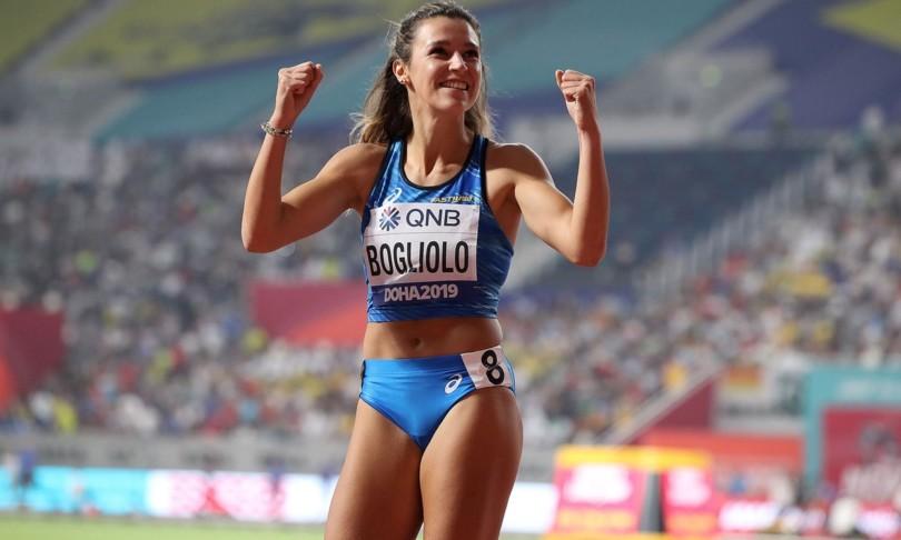 Una super Luminosa Bogliolo sfiora il record italiano nei 60 ostacoli a Torun