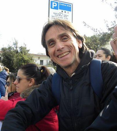 CARTOLINA - Gianni Poli  Maratoneta di straordinario esempio