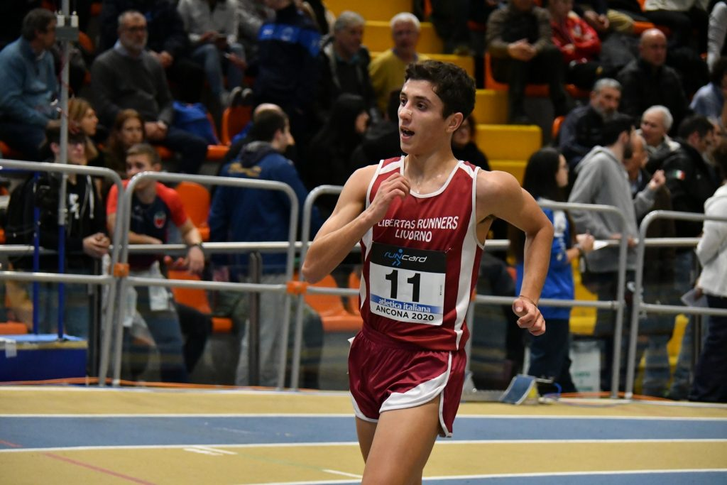 Risultati tricolori promesse Ancona: bella vittoria di Davide Finocchietti nei 5000 di marcia-LA DIRETTA STREAMING
