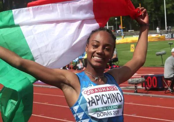 Spettacolo Larissa Iapichino: strepitoso record italiano assoluto indoor eguagliato nel lungo e record del mondo U20
