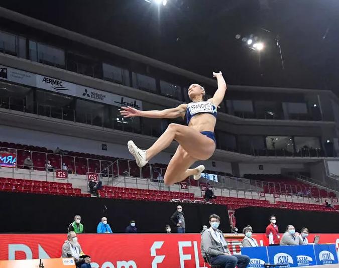 Ivana Spanovic non andrà ai Campionati europei di Torun nel lungo
