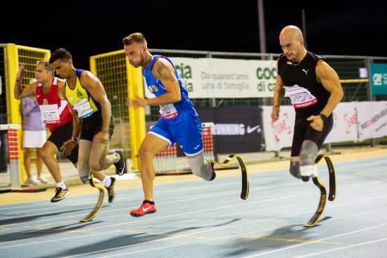 Meeting Lignano 2020 - 100m FISPES
