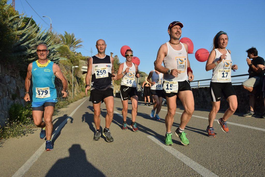La Sanremo Marathon apre le iscrizioni alla Run for the Whales di Giugno