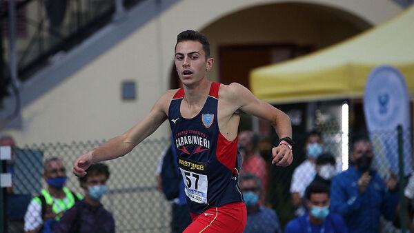 Edoardo Scotti migliora il PB nei 400 metri indoor di Madrid