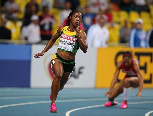 Ecco Come Shelly Ann Frase Pryce vuole fare la storia ai Giochi Olimpici