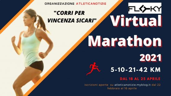 FLOKY VIRTUAL MARATHON