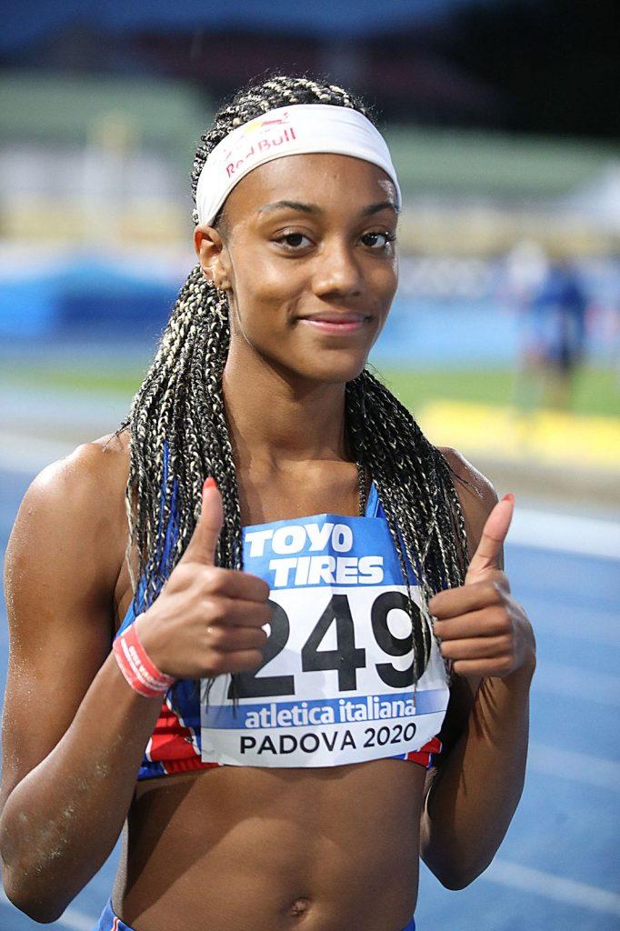 Larissa Iapichino vola ad Ancona nel lungo con un fantastico 6,75 record italiano U20 indoor