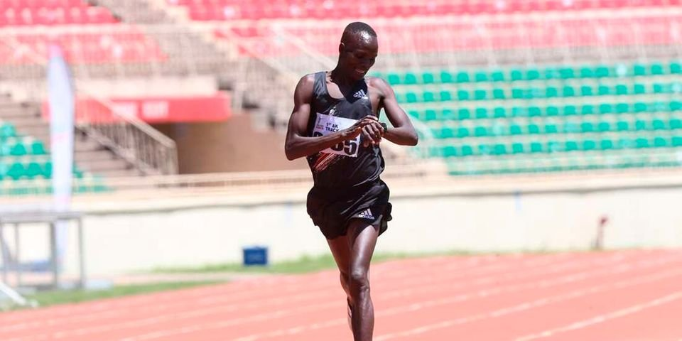Kibiwott Kandie, primatista mondiale della Mezza Maratona vince i 10000 a Nyayo