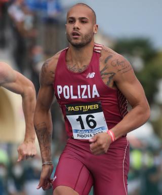 Marcell Jacobs stasera in gara nei 60 metri a Lodz, in Polonia- LA DIRETTA STREAMING