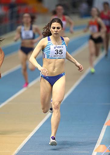 Notevole miglioramento per Elena Bellò negli 800 metri a Gent (Belgio)