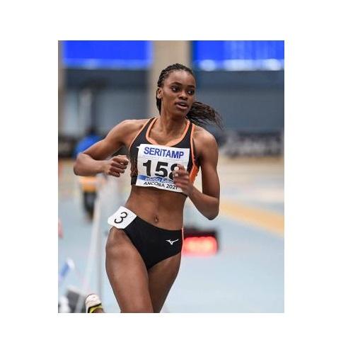 Tricolori allievi indoor Ancona: i 400 metri vanno a Gloria Kabangu e Luca Barbieri