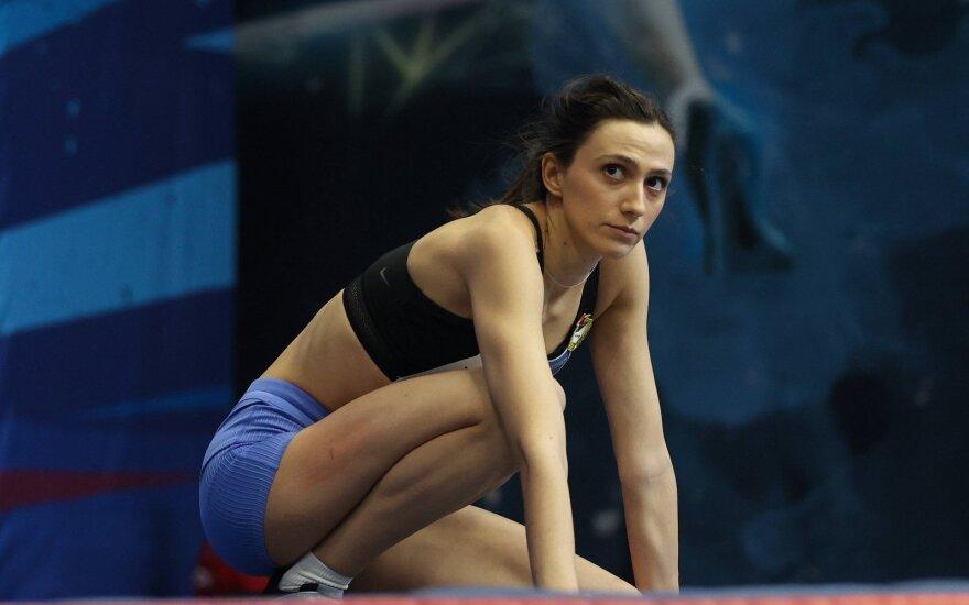 Marija Lasickienė contro la decisione di far gareggiare solo 10 atleti russi alle Olimpiadi di Tokyo