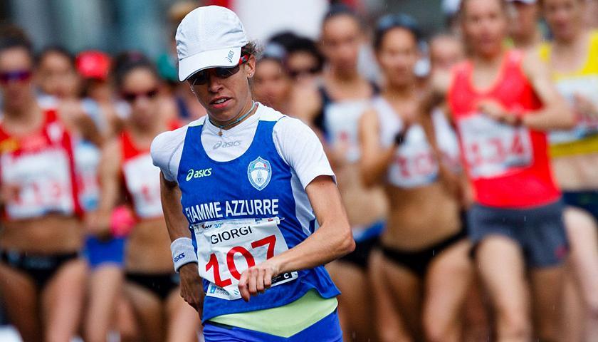 Tricolori Marcia: Eleonora Giorgi e Federico Tontodonati vincono i titoli italiani nella 20 km