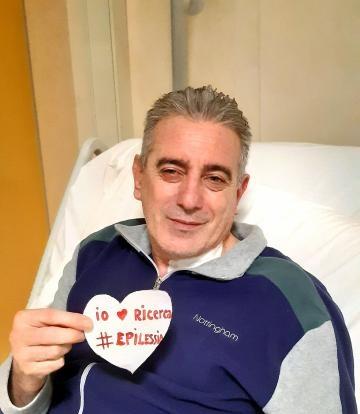 Salvatore Antibo dimesso dall'ospedale torna a casa