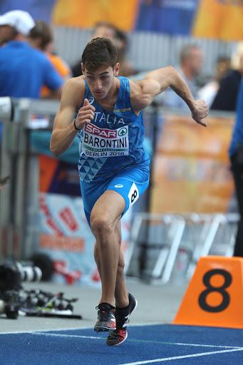 Europei Torun 2021: niente finale per Simone Barontini negli 800 metri