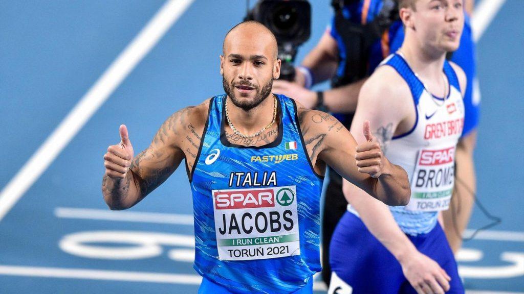 Marcell Jacops devastante oro nei 60 metri agli europei di Torun