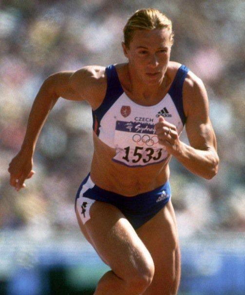 Muore all'età di 55 anni la tre volte medaglia europea Helena Fuchsova