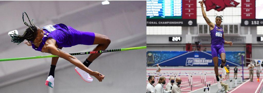 NCAA Indoors prima giornata, il riassunto: JuVaughn Harrison fa la storia con accoppiata alto/lungo