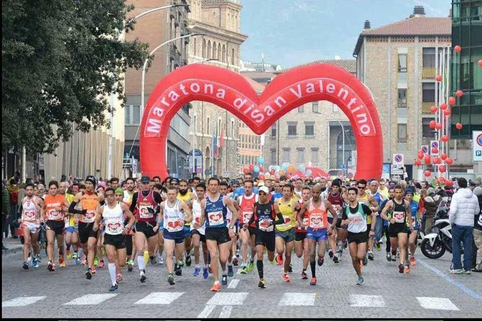 Annullata la Maratona di San Valentino