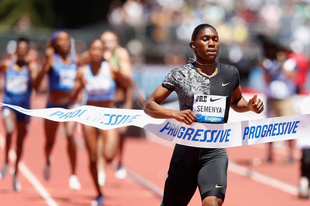 Caster Semenya riceve 670.000 euro dal governo sudafricano nel tentativo di ribaltare la sentenza di World Athletics