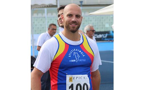 Alessio Costanzi 6° nel disco ai Campionati Italiani
