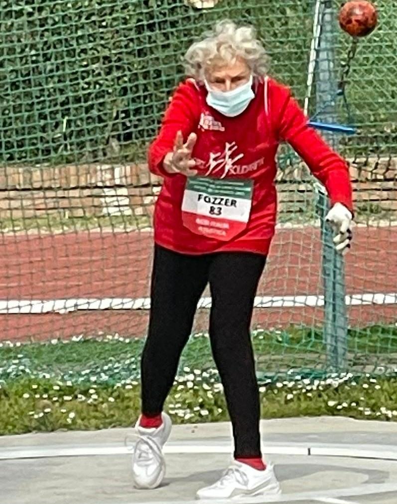 Risultati prima giornata Campionati italiani invernali di pentathlon lanci