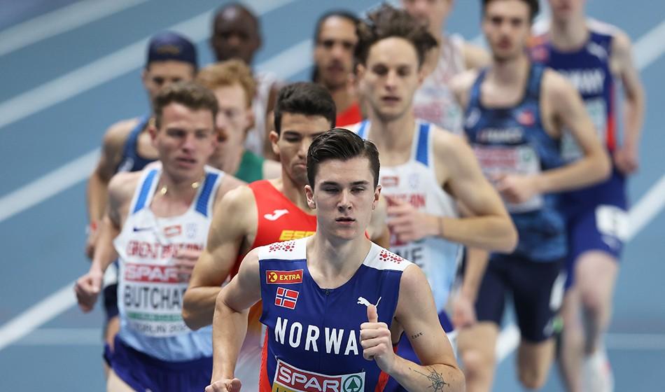 Europei atletica Torun 2021: doppietta 1500-3000 metri per Jakob Ingebrigtsen