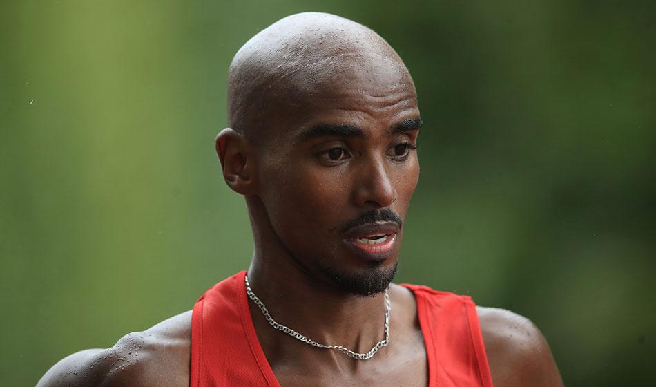 Mo Farah vince la mezza maratona internazionale di Gibuti