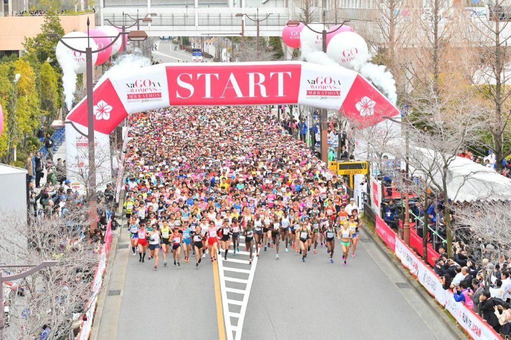 In Giappone la prima gara di partecipazione di massa durante la pandemia Covid-19! E in Italia?