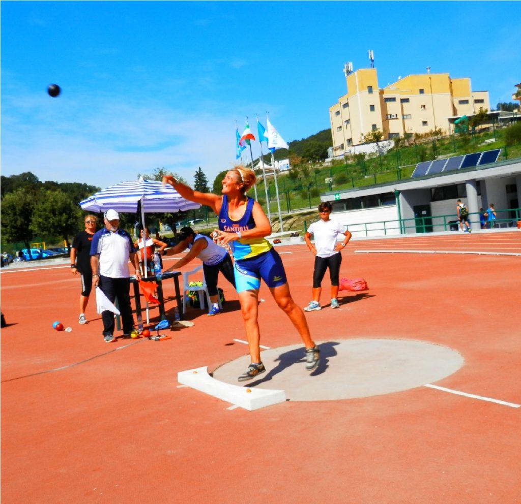 Risultati seconda giornata Campionati italiani invernali di pentathlon lanci