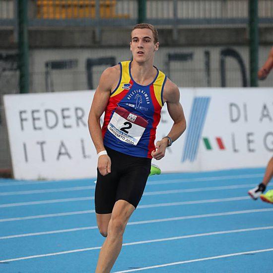 Ronzoni argento ai Campionati Italiani Promesse di Eptathlon. PB anche per la Scardovi