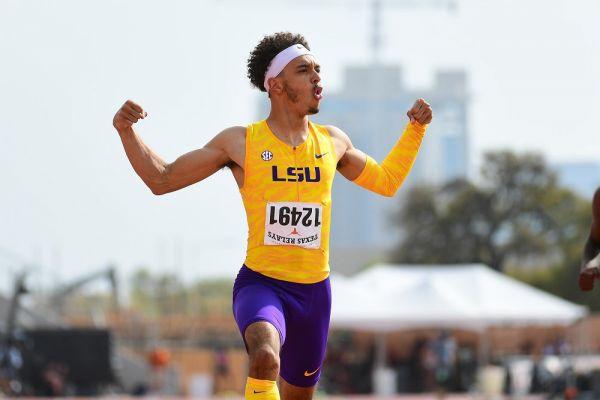 Spettacolare 19.81 nei 200m dello junior Terrance Laird ai Texas Relays