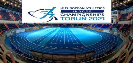 Europei indoor Torun 4-7 marzo: gli orari degli azzurri