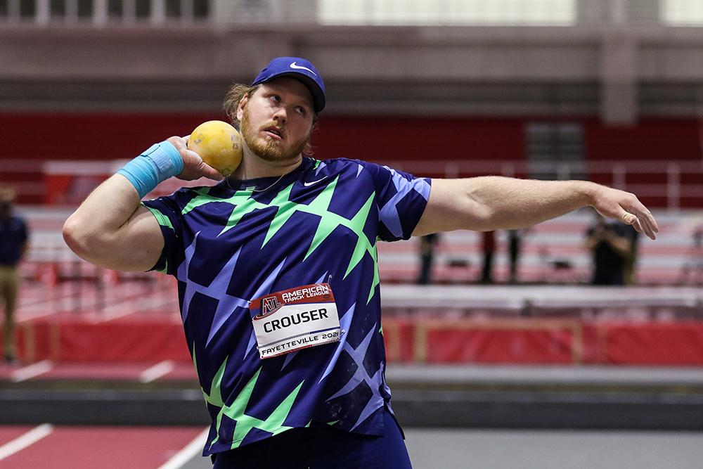 Ryan Crouser eletto miglior atleta mondiale indoor 2021 dalla rivista T&F news