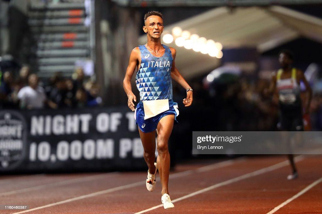 La Coppa Europea dei 10.000 metri si terrà a Birmingham il 5 giugno