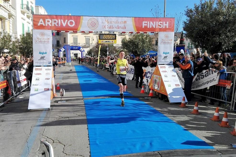 Annullata in Puglia la Maratona delle Cattedrali
