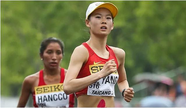 Marcia: record del Mondo della cinese Yang Jiayu nei 20 chilometri