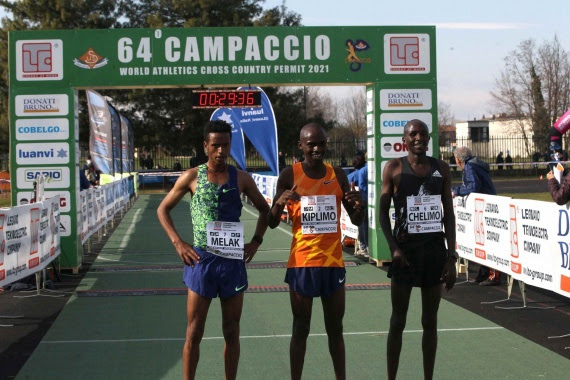 Campaccio Cross Country, vincono Kiplimo e Gemechu- LE CLASIFICHE
