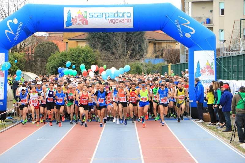 Aprono le nuove iscrizioni alla 14^ Scarpadoro Half Marathon e StraVigevano
